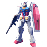 RX-78-2 Gundam (Gundam Versus)