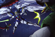 XXXG-00W0 Wing Gundam Zero (EW) (Mobile Suit Bible Vol 42)