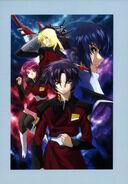 Gundam SEED DESTINY Novel RAW v1 000d