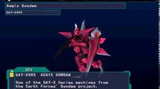 Gundam SEED N.E.T. Unit Viewer