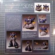 Zeonography 3015 Zeong box-back