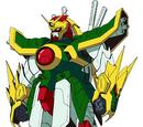 GF13-011NC Dragon Gundam