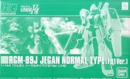 HGUC Jegan Normal Type