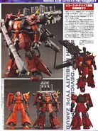 MS-06R Zaku High Mobility Type 2