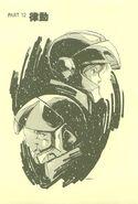 Mobile Suit Gundam Char's Counterattack - Beltorchika's Children RAW 299
