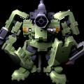 Unit c tieren long-range cannon type