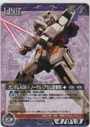 Gundam AGE-1 Normal Carddass