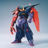 Gundam Seltsam (Gunpla) (Front)