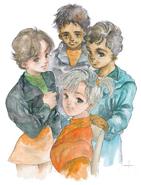 Victory Gundam Novel Nov 4 Illust 1