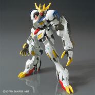 ASW-G-08 Gundam Barbatos Lupus Rex (Gunpla 1-144) (Front Without Ultra Large Mace)
