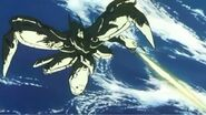 Amx002 p07 ClawBeamSaber Gundam0083OVA Episode13