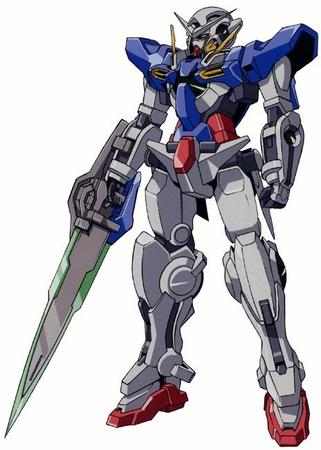 Gn 001reii Gundam Exia Repair Ii The Gundam Wiki