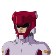 ZAFT Red Pilot (G Gen Wars)