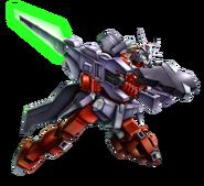 G Arcane Gundam Diorama Front 3rd.