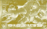 HGUC Acguy Gold Injection Color
