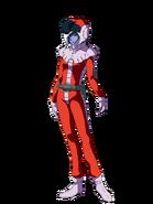 G Gen Genesis Custom Character (Female Zeon Pilot)
