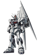 RX-93 ν Gundam (First Lot Colors) Funnels Front