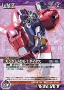 Gundam AGE-1 Titus Carddass