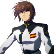 Kira ZAFT SEED Mode G Gen Cross Rays