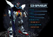 G-Saviour CG Game G3-Saviour