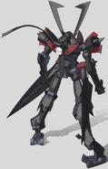 GNX-U02X Masurao Back
