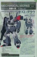 Gundam Moon Mechanical Works Vol. 2 part 1