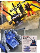 MG RX-75 Guntank Conversion Kit 2