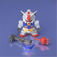 SG Gundam (Minipla) 01