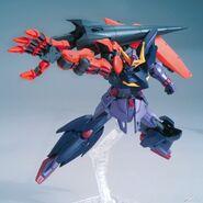 Gundam Seltsam (Gunpla) (Action Pose)