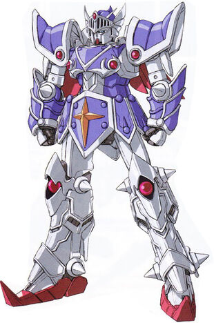 Front (Full Armor Mode)