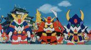 Mobile Suit SD Gundam's Counterattack - Episode 2 03