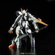 ASW-G-08 Gundam Barbatos Lupus Rex (Gunpla 1-100) (Rear)