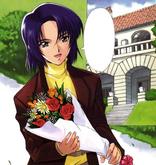 Athrun bouquet (Suit CD manga)