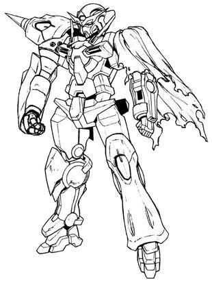 Gundam Amazing Exia Repair 2