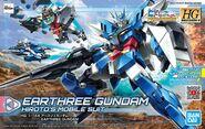 HGBDR Earthree Gundam