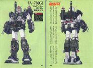 MSV-R FA-78(G) Full Armor Gundam Ground Type