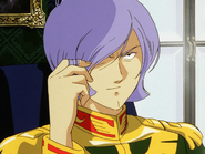 Mobile Suit Gundam Journey to Jaburo PS2 Cutscene 019 Garma