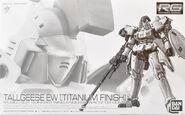 RG Tallgeese EW -Titanium Finish-