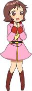 Gundam-san Character 5