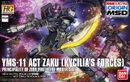 HG Act Zaku Kycilia Forces