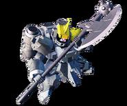 Hakuri Rodi Y SD Gundam G Generation Cross Rays