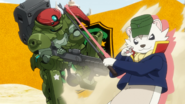 Rommel & Grimoire Red Bere