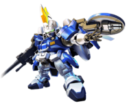 SD Gundam G Generation Cross Rays Tallgeese II