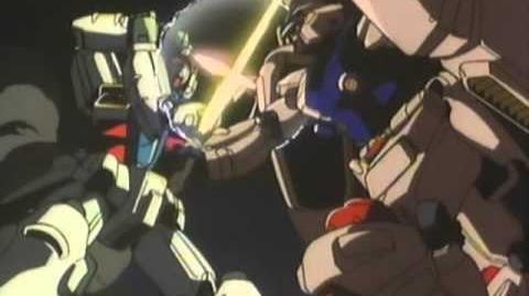 025 RX-78GP01 Gundam GP01 (from Mobile Suit Gundam 0083)