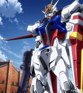 Aile Strike Gundam Stretch ReRise