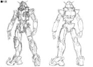 Gundam The End Junya Ishigaki Early Design 7