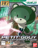 HGPG Petitgguy Lockon Stratos green