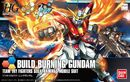 Build Burning Gundam Boxart