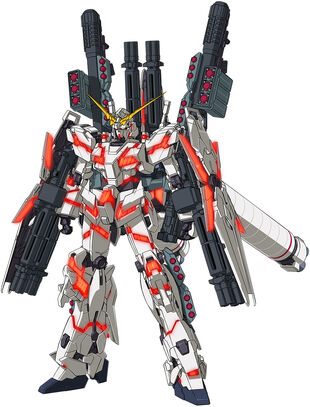 Front (Destroy Mode Red Color Ver.)