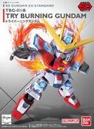 SDEX-Try Burning Gundam
